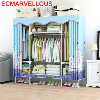 Garderobe Armario Tela Penderie Rangement Dresser For Armoire Chambre Bedroom Furniture De Dormitorio Closet Mueble Wardrobe
