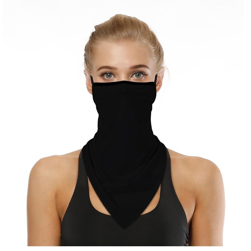 Outdoor mask High Elastic Neck Buffs Tube Bandana Skull Cycling Motorcycle Face Shield Face Mask Hiking Scarves Bandana Ski