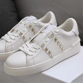 designer white sneakers womens