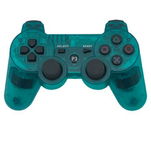 2.4G Wrieless Gamepad For PS3 Joystick Blutooth Wireless Controller For PS3 Game Console Transparent
