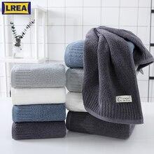 LREA 1 шт. модное чистое и свежее стильное полотенце для лица хлопок материал мягкий и удобный защищает вашу кожу 34x71 см