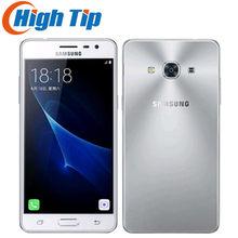 Celular samsung galaxy j3 pro j3110 original, smartphone com 2gb de ram e 16gb de rom, núcleo quad core, dual sim celular android com câmera de 8mp