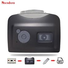 Ezcap 230 USB Cassette Tape Player Tape to MP3 registrazione di musica in USB Flash Drive Adapter Music USB Cassette Player Converter