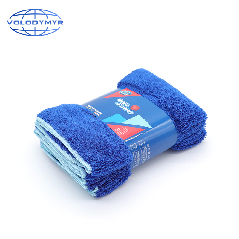 Car Cleaning Microfiber Towel 3pcs/set Detailing Tools Auto Accessorie For Detail Clean Reinigung Drying Washing Products