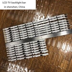 Image 5 - 14 Chiếc Tivi Led Thanh Cho Samsung UE40F6200AK UE40F6320AK UE40F6330AK UE40F6350AW Đèn Nền Dải L R Bộ 13 Đèn Led ống Kính