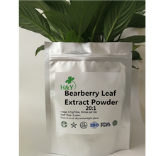 цена на 150-1000g Free Shipping Top Quality Uva Ursi / Bearberry Leaf Extract Powder 20:1 In Stock