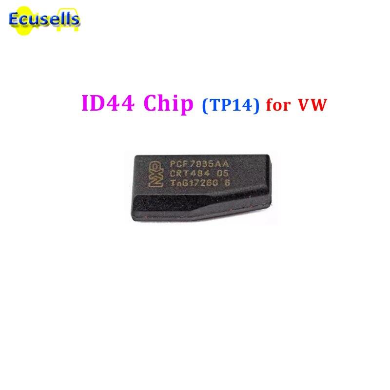 PCF7935AA PCF7935 ID44 чип-транспондер immobolizer чип углеродное использование для зарубежной версии (TP14) для Volkswagen VW