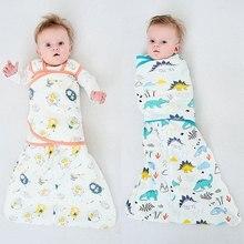 Baby Sleeping Bag Newborn Swaddle Wrap Blankets Toddler Sleep Sack Kids Slaapzak Soft Children Kick Quilt Baby saco de dormir