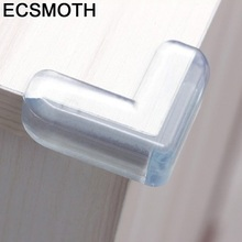 SSU#BAO2 furniture transparent anti-collision angle thickening Child safety baby protection hardware table corner accessories table corner transparent thick protective cover kids anti collision glass table protection pad furniture accessories soft safety