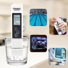 New PC-101 PH Tester Portable CL2 Chlorine Water Quality Monitor Meter Portable Home Swimming Pool Aquarium PH Meter Test Tools недорого