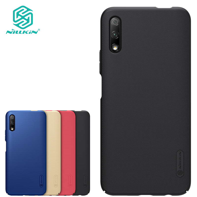 Nillkin Matte Case for Huawei Honor 9X Super Frosted Shield Mobile Phone Shell Ultra Thin PC Hard Cover