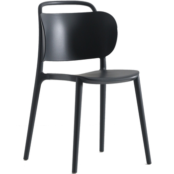Nordic Net Red Ins Dining Chair Back Home Plastic Stool Simple Modern Stackable Milk Tea Shop Outdoor Chair
