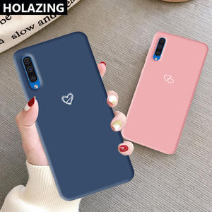 Silicone-Case Candy-Cover A30 A20S Samsung Galaxy for A10 A20/A20s/A50s/.. Sweet-Heart-Printed