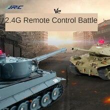 Имитация 24 ГГц Электрический боевой танк с дистанционным управлением