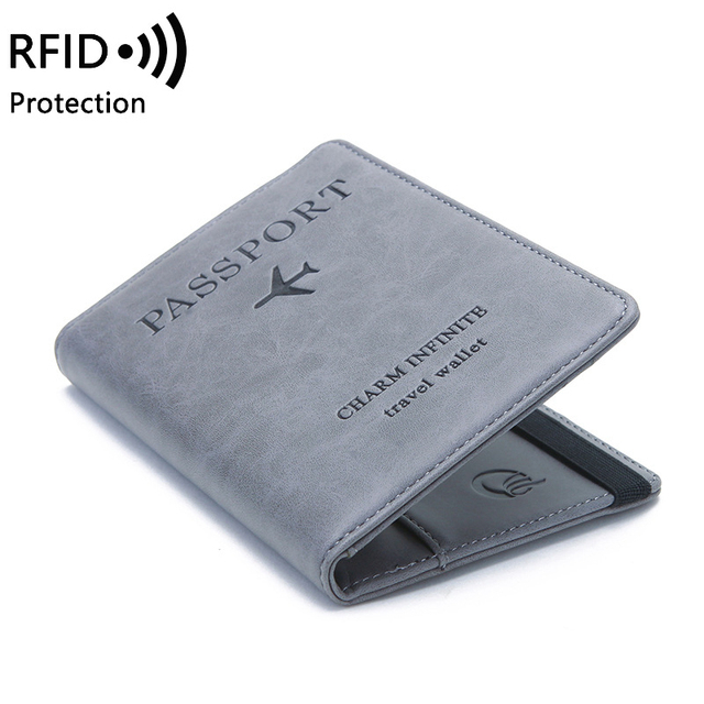 Multifunctional wallet for women and men organizer anti theft