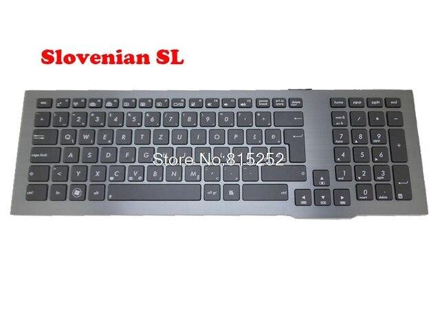 Clavier Pour ASUS G75 G75V G75VW G75VX V126262BK2 0KNB0-9413CB00 0KNB0-9414JP00 0KNB0-9410ND00 0KN0-MB1ND11 V126262BS1