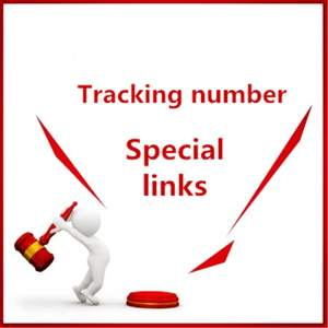 Special links,Track information links,  1 PCS for $1.