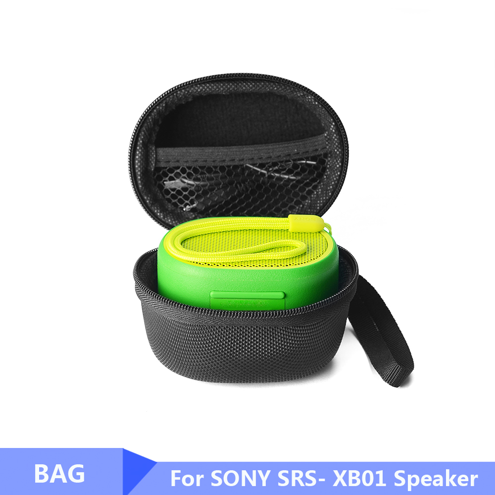 New Storage Case Bag For SONY SRS- XB01 Speaker Shockproof Waterproof Carrier Hard EVA Portable Storage Case Bag