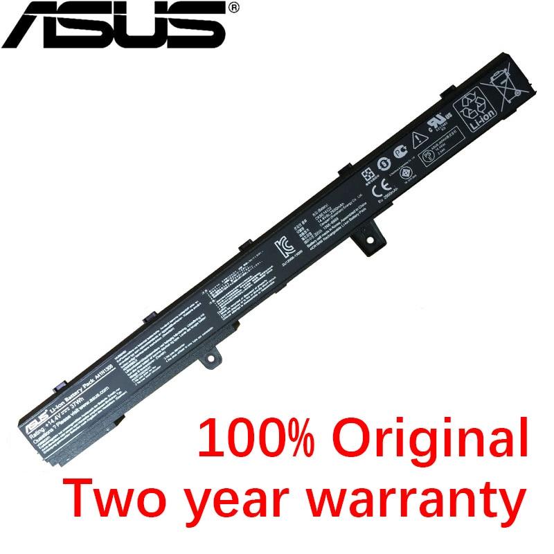 ASUS Original 14.4V 37WH For ASUS X551C X551CA X551M A41N1308 A31N1319 0B110 00250100M X45LI9C YU12008 13007D Laptop Battery|Laptop Batteries| |  - title=