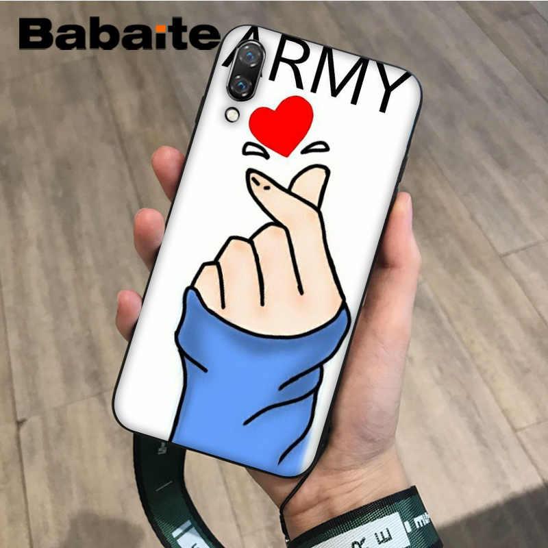 الاصبع من القلب عالية الجودة الهاتف حافظة لهاتف huawei P10 زائد 20 الموالية P20 لايت mate9 10 لايت honor 10 view10 الهواتف المحمولة