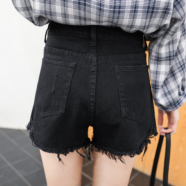 2020 New Winter Autumn Women High Quality shorts Fashion Ladies shorts #749 4