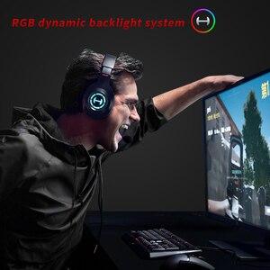 Image 3 - EDIFIER G2II אוזניות משחקי 7.1 סראונד 50mm יחידת נהג RGB דינמי תאורה אחורית מערכת מיקרופון עם רעש ביטול