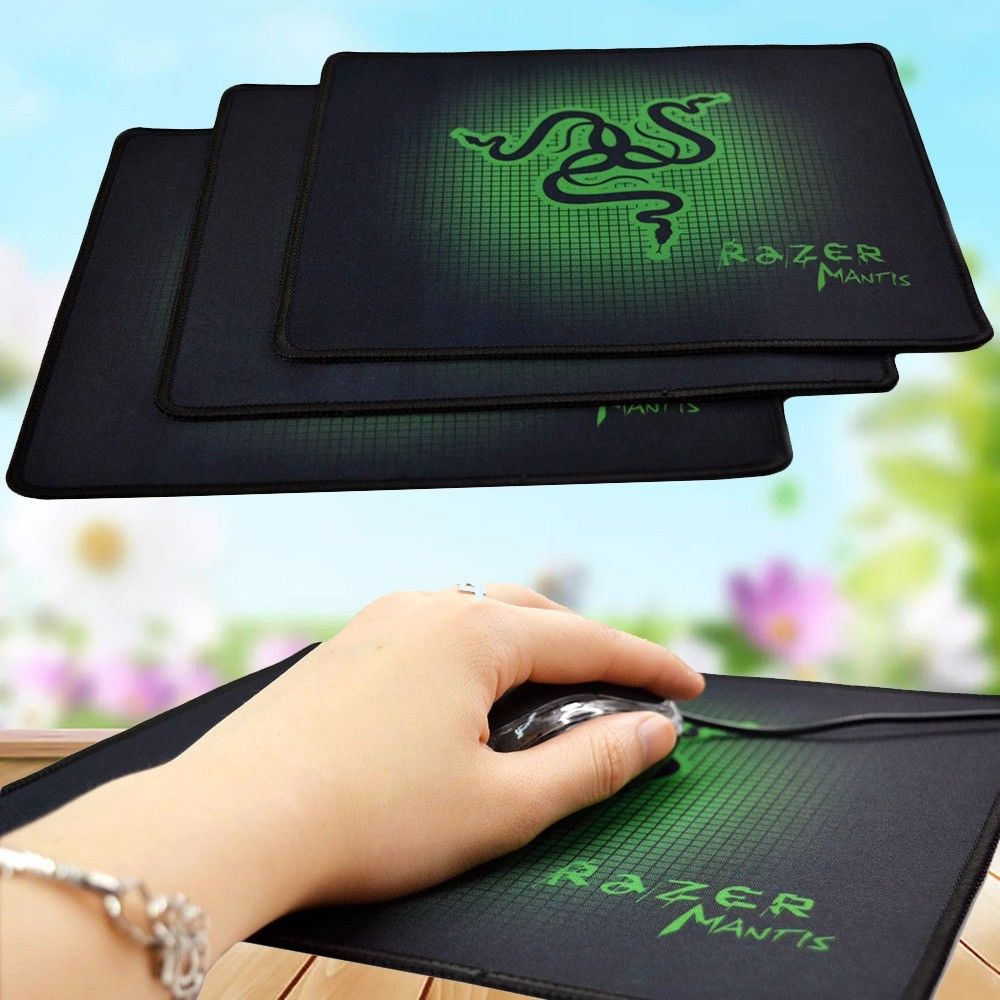 Computer Laptop Desktop PC Gaming MOUSE PAD MAT Mousepad For Laser Optical Mice
