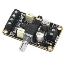 מלא אודיו מגבר לוח, pam8406 דיגיטלי מגבר כוח לוח 5W + 5W טבילה זהב סטריאו Amp 2.0 ערוץ כפול מיני Class D