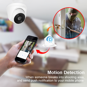 Image 3 - ANRAN Wifi Camera IP 1080P Video Surveillance Camera Indoor Home HD Two Way Audio Wireless Security Camera Onvif