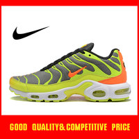Original Authentic Nike Air Max TN Plus Men's Running Shoes Sneakers Breathable Outdoor Sports Color Flip New Arrival CI5924 061