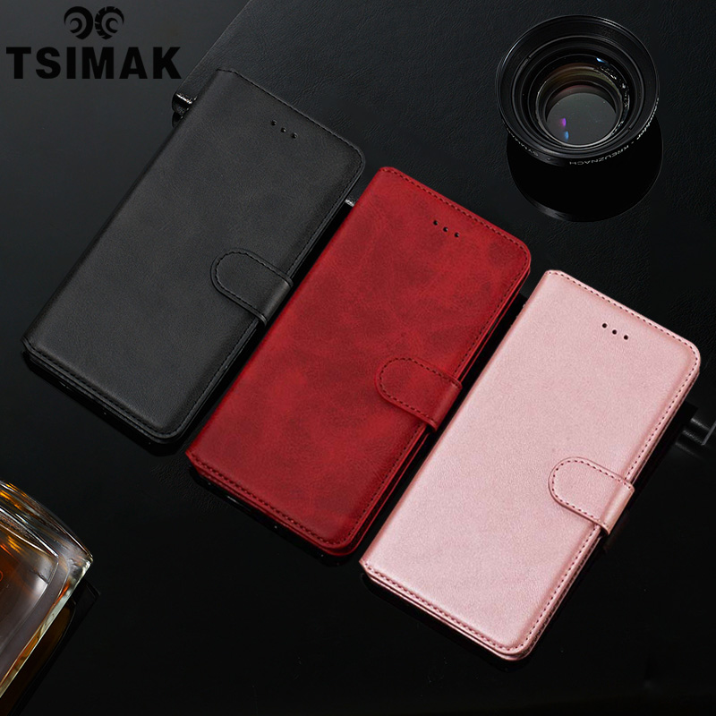 Tsimak Flip PU Leather Case For Samsung Galaxy J1 J3 J5 J7 Prime On5 O