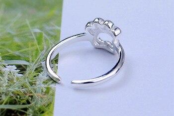 Dog Paw Ring 6