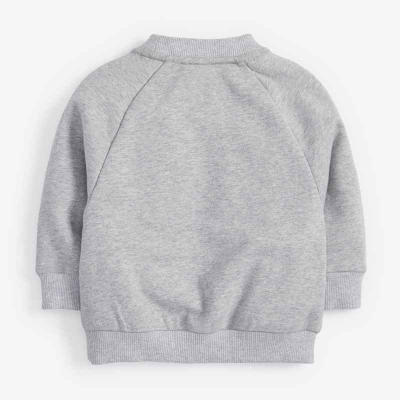 Little Maven children's sweater autumn winter children's sweater girls' long sleeve round neck fleece children's sweater C0311 2