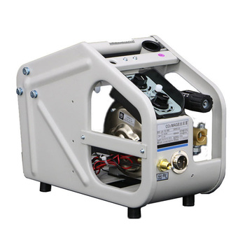 Electric Welding Machine Single Drive Double Wire Feeder Two Gas