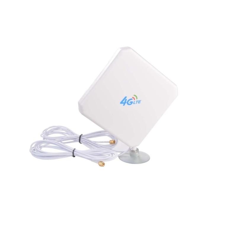 35dBi  4G SMA Antenna Male Dual Interface Mimo 4G LTE External Antenna For B525 B310 B315 B593 B612 B715 B818 3