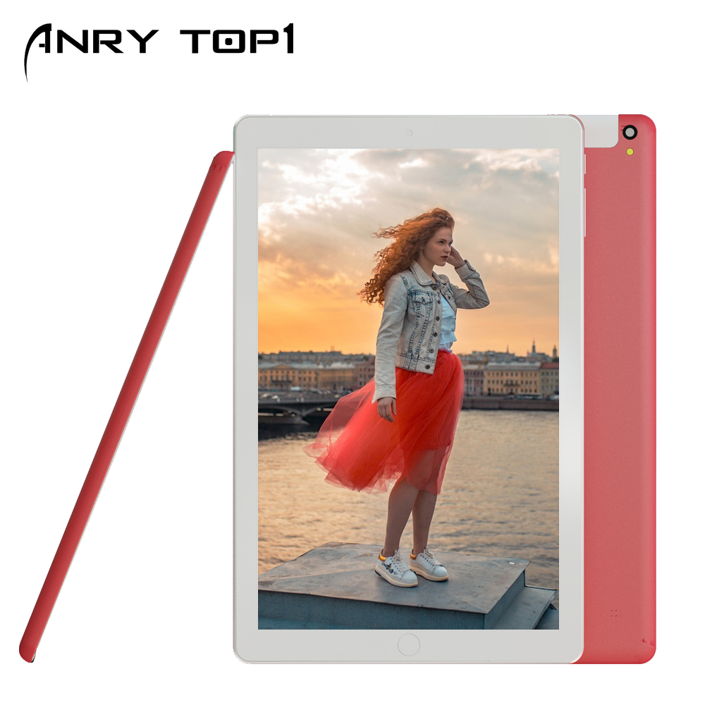 4G LTE 10 Inch Tablet PC Octa Core 1280*800 IPS Bluetooth RAM 4GB ROM 64GB 4G Dual Sim Card Phone Call Tablets Android 7.0 GPS