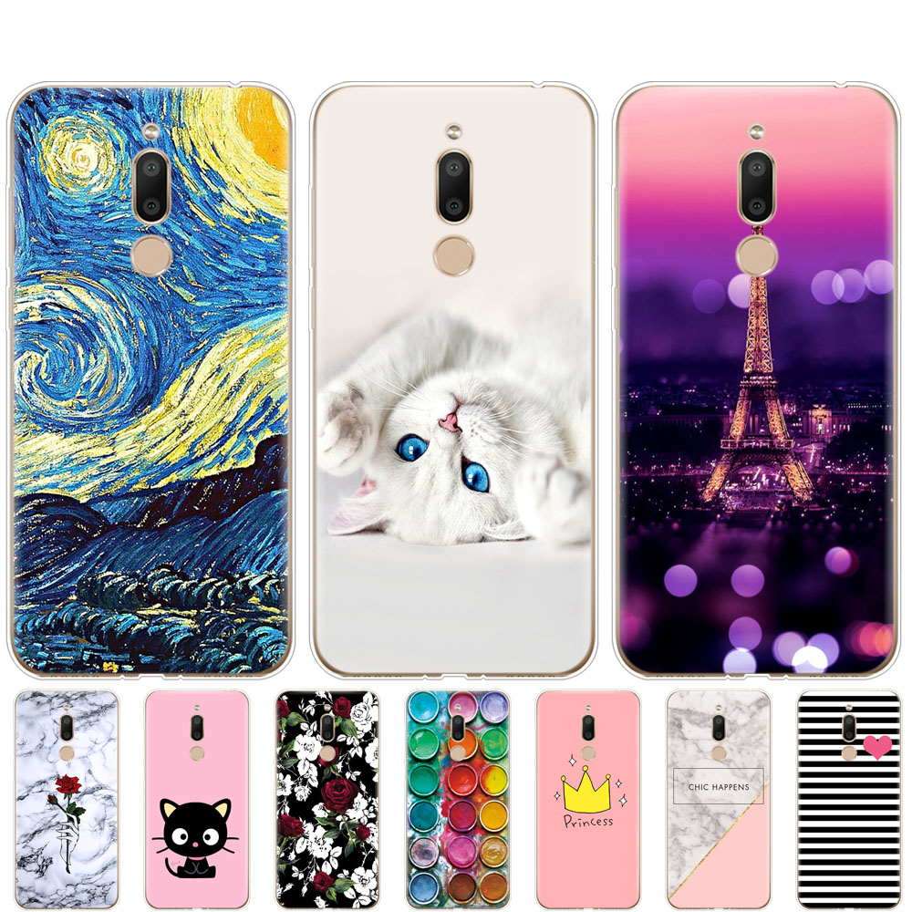 Cover For <font><b>Meizu</b></font> <font><b>M6T</b></font> Case coque Silicon Soft TPU Back Cover on For Fundas <font><b>Meizu</b></font> <font><b>M6T</b></font> bumper M6 T M 6T <font><b>M811H</b></font> copa shockproof image