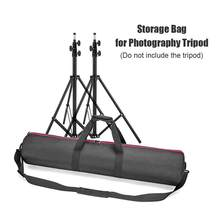 Photographic Tripod Monopod Storage Bag High-strength Wear-resistant Waterproof Nylon Carrying Bag Thicken Camera Accessories(China)