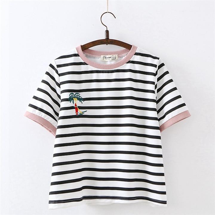 Sexy T-shirt For Women O Neck T Shirt Women Casual  T Shirt Female Fresh Thin