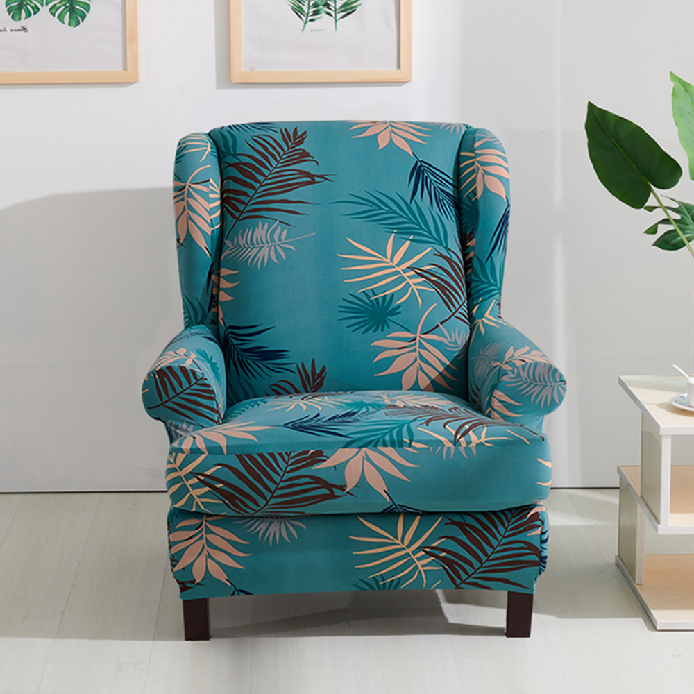Wing Chair Slipcover Wingback Cover