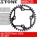 Камень 96 BCD круглая цепь кольцо для Shimano M782 M612 xtc860 36t 38 40t 42 44 46 48T MTB велосипед зубная пластина 96bcd