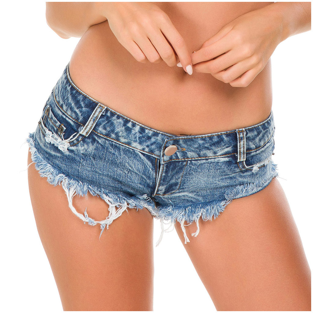 Женские сексуальные короткие джинсы с пуговицами и низкой талией, джинсовые шорты, пляжные летние мини шорты, женские шорты, женские шорты @ 35|Шорты|   | АлиЭкспресс