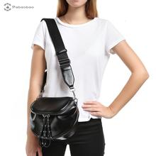 Pabaobao Crossbody Shoulder Bag for women 2019 Waterproof PU material Bags Women Fashion Handbag Phone Purse dropship