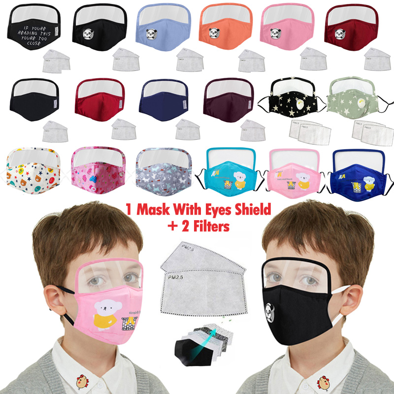 child-dustproof-outdoor-face-protective-face-mask-with-eyes-shield-2-filters-scarf-face-mascarillas-mascara-facial-9