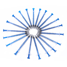 100pcs / New Plastic 1mll Disposable Syringe for Filling Nutritional Tools Measuring Without Needle