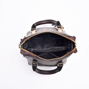 Image 4 - Vento Marea Bolso de mano para mujer, bandolera de diseño a la moda, bolso de hombro de cuero de PU suave, 2019