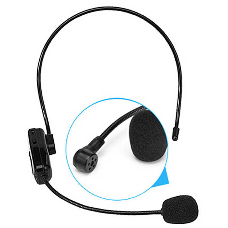 Nrew 5 Piezas de Repuesto de Auriculares de Espuma Cubierta de micr/ófono Cubierta de micr/ófono Parabrisas Auriculares Negro