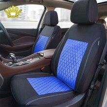 ROWNFUR cubierta de poliéster para asiento de coche, cubierta Universal para las cuatro estaciones más Protector de asiento de coche, diseño Interior, 1 Juego