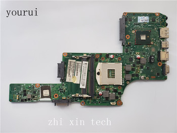 yourui For Toahiba L630 L635 Laptopmotherboard V000245010 6050A2338401 Mainboard Test ok