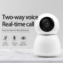 Camera IP Wifi Không Dây Di Chuyển Phát Hiện Tự Động Camera HD Hồng Ngoại Nhìn Đêm PTZ 360 ° Nhìn Thấy Được An Ninh Tại Nhà Máy Ảnh Thông Minh y12 YCC365